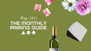 The May Pairing Guide 2021