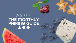 July Pairing Guide 2021
